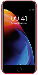 Apple iPhone 8 Plus 64GB Red