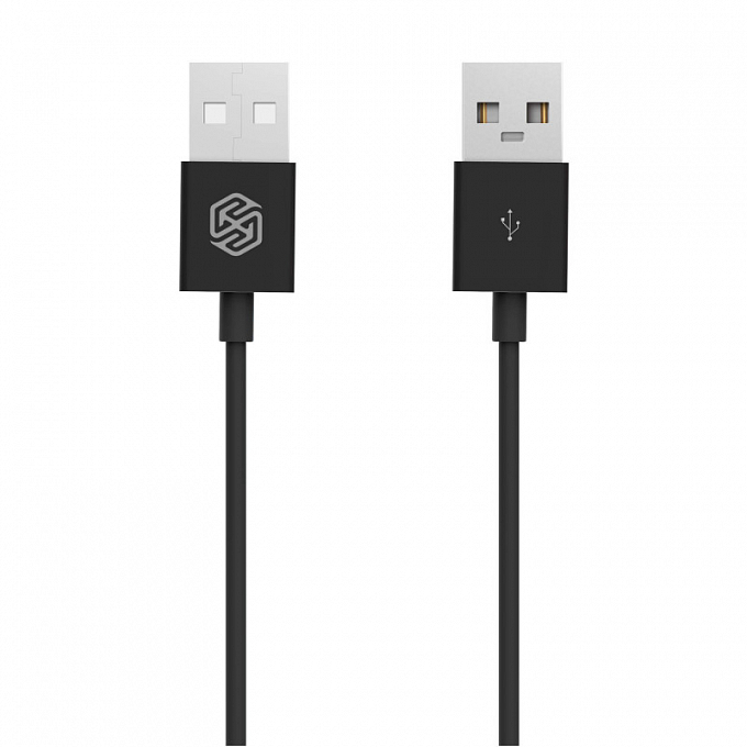 Kabel Nillkin Rapid MFi Lightning Data Cable Black - Maxi.az