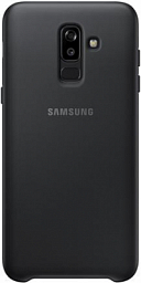Samsung Dual Layer cover J8 (2018) Black