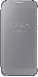 Samsung Galaxy S7 (G930) Clear View Cover (silver)
