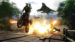 PS4 - Just Cause 4 (2018)