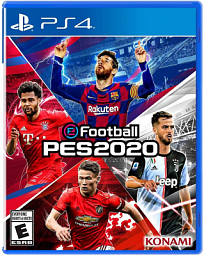 PS4 - eFootball PES 2020 (2019)