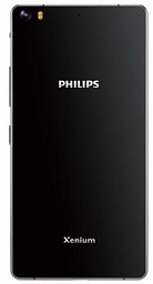 Philips Xenium X818 Black