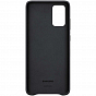 Samsung Leather Cover S20+ Black new