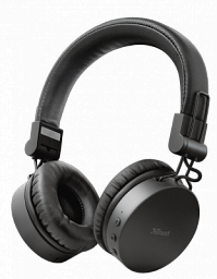 Trust TONES WIRELESS HEADPHONES BLACK (23551)
