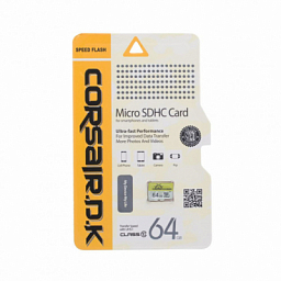 Corsair Micro SD 64GB