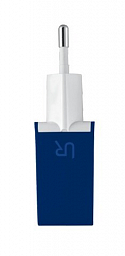 Trust Dual Smartphone Wall Charger - blue (20148)