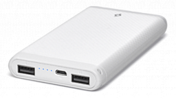 T-Tec Power Bank S8000 8.000mAh White