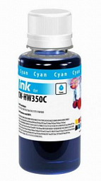 ColorWay Ink for HP 134/135 Cyan 100ml (CW-HW350C01)