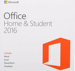 Microsoft Office Home and Student 2016 Win