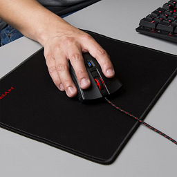 HyperX Fury S Pro Gaming Mouse pad (medium) HX-MPFS-M