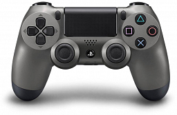 Sony PlayStation 4 Controller Steel Black