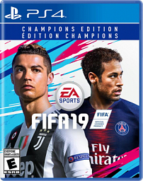 PS4 - FIFA 19 Champion edition (2018)