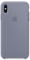 Apple Silicone Case for Iphone XS Max Space Grey