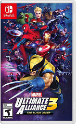 Nintendo Switch - Marvel Ultimate Alliance 3: The Black Order (2019)