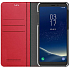 Samsung Mustang Diary Cover A8 plus Red