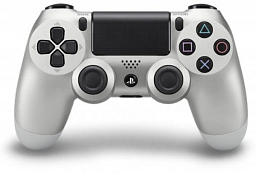 Sony PlayStation 4 Controller Silver