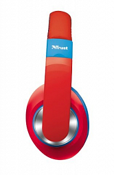 Trust Sonin Kids Headphone - red (19836)