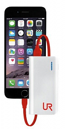 Trust Power Bank 4400 - white (19856)