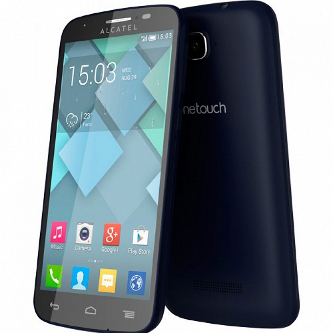 Alcatel One Touch Pop C7 Black