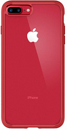 Spigen case Iphone X Red
