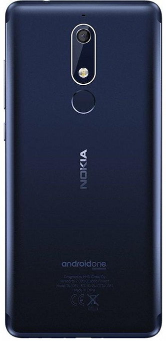 Nokia 5.1 DS Blue