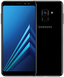 Samsung Galaxy A8 Plus (2018) 4G Dual Black