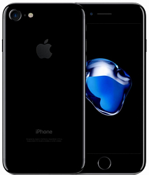 iPhone 7 128GB Jet Black_O