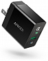 Anker PowerPort+ 1 with Quick Charge 3.0 EU Black