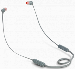 JBL In-ear Wireless headphones T110BT Grey