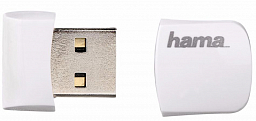 Hama USB Flash Jelly 64Gb Usb 2.0 White