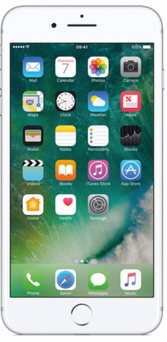 Telefon Apple iPhone 7 Plus 256GB Silver - Maxi.az