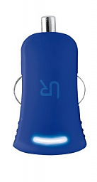 Trust Smartphone Car Charger - blue (20152)