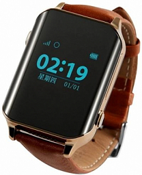 Smartwatch Wonlex EW200 Gold