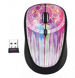 Trust Yvi Wireless Mouse - dream catcher (20252)
