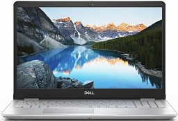 "Dell 5584-9222 15.6""/i7-8565U/16GB/SSD 256GB/NG MX130 4GB/Linux/Silver"