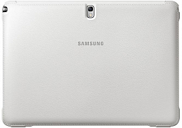Samsung Galaxy Note 10.1 (P6010) Book Cover (White)