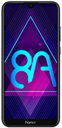 Honor 8A 2GB/32GB Black