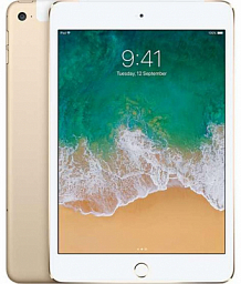 iPad Mini 4 (2017) 4G 128GB Gold