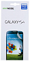 AnyMode mode A-Screen Protector Galaxy S4 clear
