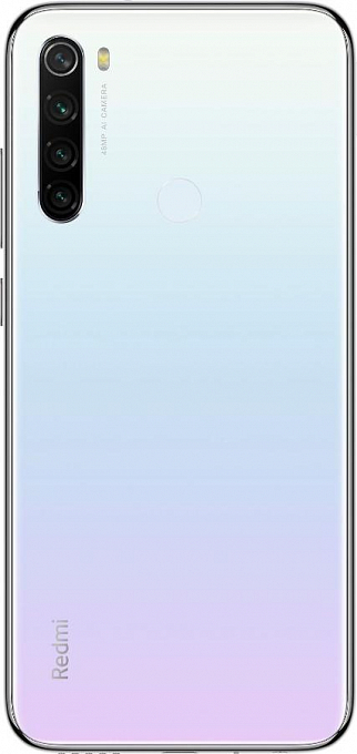 Telefon Xiaomi Redmi Note 8T 4GB/64GB Moonlight White - Maxi.az