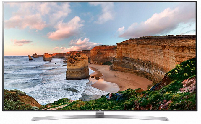"4K UHD Televizor 75"" Smart TV LG 75UH855V - Maxi.az"