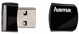 Hama USB Flash Jelly 64Gb Usb 2.0 Black