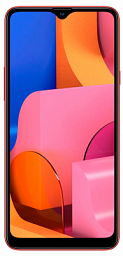 Samsung Galaxy A20s SM-A207 Red