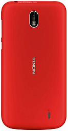 Nokia 1 DS Warm Red