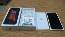 Apple iPhone 6S Plus Space Grey 16GB D_O