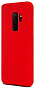Silicone Case for Samsung S9 Plus Red