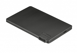 Trust PowerBank 2200T Ultra-thin - black pattern (20912)