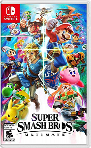 Oyun Nintendo Switch - Super Smash Bros. Ultimate (2018) - Maxi.az