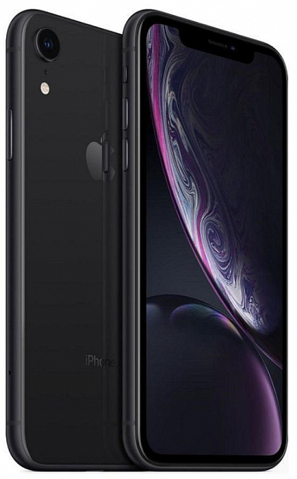 Telefon iPhone XR 64GB Black - Maxi.az